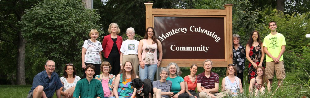 Monterey Cohousing Community