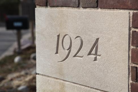 Cornerstone 1924